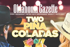 "Cover Teaser: Oklahoma Gazette's ""Garth"" and ""Trisha"" lead revelers on a country-fried tour of the OKC metro"