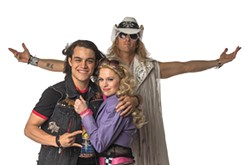Lyric Theatre brings '80s fever to Oklahoma City with Rock of Ages