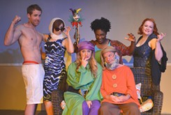 Carpenter Square Theatre's <em>Vanya and Sonia and Masha and Spike</em> examines familial relationships