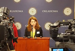 Oklahoma Women's Coalition tries to make an impact through state legislation