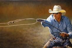 Steve Boaldin makes a statement in Oklahoma's art scene