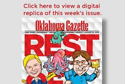 Rest of OKC 2016: Rest of Letters to the Editor