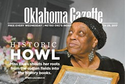 Cover Teaser: HISTORIC HOWL: Miss Blues shouts her roots from the cotton fields into the history books