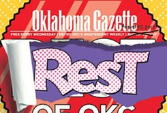 Cover Teaser: It's time for our annual Rest of OKC issue!