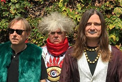 The Melvins' Buzz Osborne gets animated ahead of a lengthy stint in Oklahoma