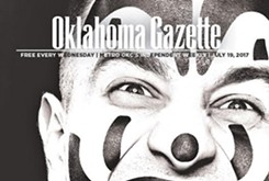 Cover Teaser: Gathering of the Juggalos — ICP hits OKC!