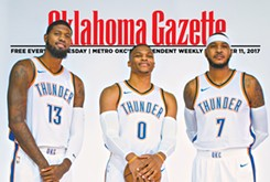 Cover Teaser: Oklahoma Gazette looks at both the impact on the court and in the city
