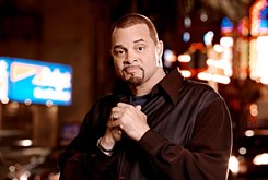 Though outside today's Hollywood spotlight, comic Sinbad is still full of surprises.