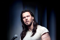 Andrew W.K. seeks universal truths in The Power of Partying lecture series
