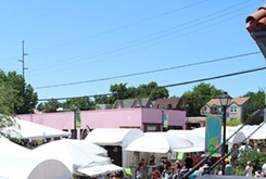 Paseo Arts Festival returns with a full slate of artists, performers, vendors and more