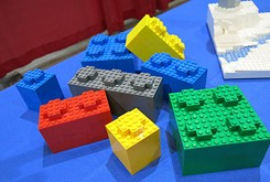 BrickUniverse LEGO Fan Convention puts the power of creativity on display