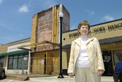 Paula Stover wins Urban Pioneer Award