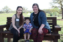 Oklahoma's Children First partners with first-time, low-income moms and families to build safe, stable, healthy homes for children.