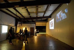 New art space Resonator takes root in an old Norman warehouse