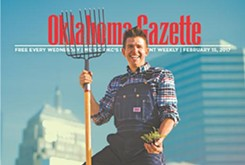 Cover Teaser: Growklahoma City! Urban farmers cultivate community and a connection to the land.