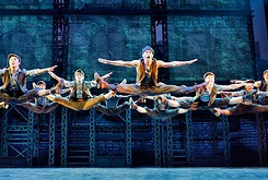OKC Broadway brings <em>Newsies</em>, <em>The Lion King</em> to Civic Center in debut season