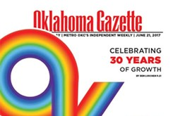 Cover Teaser: OKC PRIDE! Celebrating 30 years of growth
