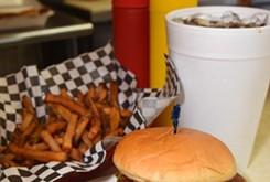 Gazedibles: burger time