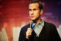 Comic Jimmy Pardo brings his crowd-working stand-up set into Oklahoma City