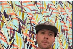 Artist Jason Pawley unveils new mural for Regional Food Bank of Oklahoma