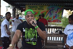 Rapper Sturk draws inspiration from his brother and hometown