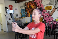 Bad Axe Throwing opens a new location in OKC with the hope that the sport could become a regular pastime