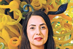 New OKCMOA curatorial hire Roja Najafi makes active learning part of her mission