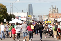 At the heart of the popular Open Streets events is the health message around active transportation