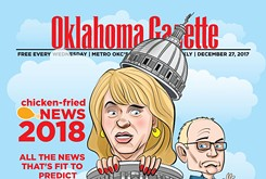 Cover Teaser: Chicken-Fried News presents its annual tongue-in-cheek predictions for the year to come