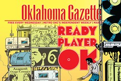 Next Issue: Oklahoma's appearances in popular culture are beginning to move beyond stereotypes and Western tropes into modern and near-future territory