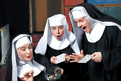 <em>Nunsense: The Second Coming</em> brings song, dance and the unexpected to Jewel Box Theatre