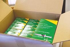Local health officials advise flu season precautions