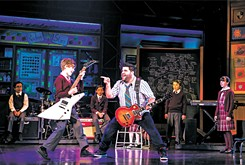 <em>School of Rock: The Musical</em> amps up the production with talented child actors