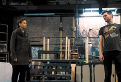 Aaron Sorkin's <em>A Few Good Men</em> gets a spit-and-polish from Pollard Theatre Company