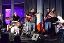 Local jazz-fusion quintet Tacit impresses on a new self-titled CD release