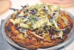 Stone Sisters Pizza Bar aims to show that healthy pizza can also taste good