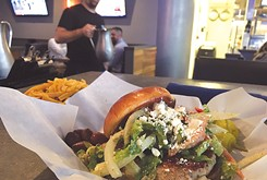 Urban Johnnie, the modern version of an Oklahoma City institution, excels in its sports bar concept