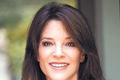 Writer and speaker Marianne Williamson brings her Love America Tour to Edmond