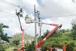 OG&E brought light to hurricane-ravaged Puerto Rico