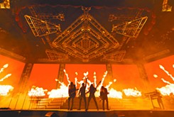 Trans-Siberian Orchestra brings its The Ghosts of Christmas Eve show to OKC.