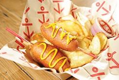 Gazedibles: Hot doggin'