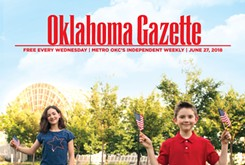 Next Issue: Oklahoma Gazette celebrates the nation's 242nd birthday