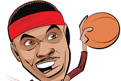 Chicken-Fried News: 'Melo Jazz reprise
