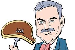 Chicken-Fried News: State steak