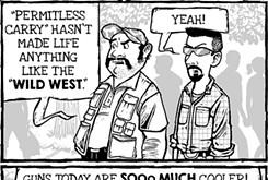 Cartoon: Wild (House) Bill