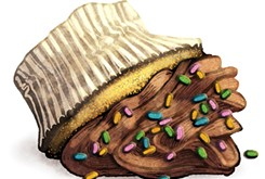 Chicken-Fried News: Cupcake caper