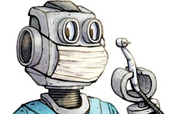 Chicken-Fried News: Dr. Roboto