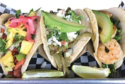 Mayan tacos