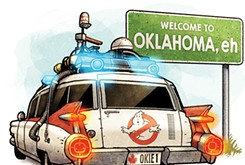 Chicken-Fried News: Hollywood 'Oklahoma'
