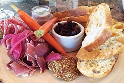 Gazedibles: Cured meats